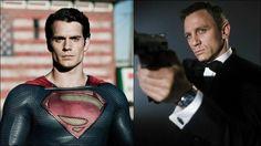 Henry Cavill rêve d'être le prochain James Bond