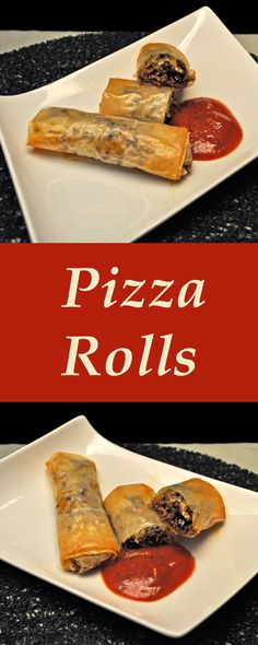 how to make pizza rolls better