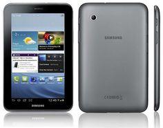 Analisis profundo de la nueva tablet Samsung Galaxy Tab 2, 7.0, [+Fotos]