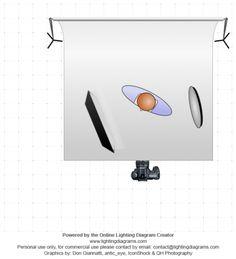 Portrait photo and lighting setup with Softbox and Reflector by Jakub Tryniszewski (1/160, 9, ISO: 100)