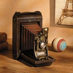 $15.00 1 Piece(s)  Vintage Camera Tabletopper - OrientalTrading.com