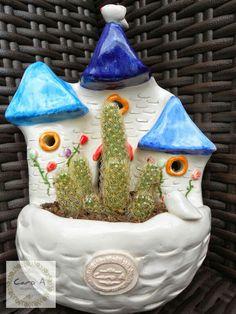 Caro A Handwork Small wall planter Info@caro-a.com