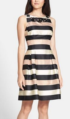 Chic stripes by eliza j http://rstyle.me/n/r99gin2bn
