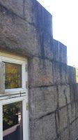 Stenhuset 201: Fasadevask med felgrens!