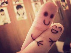 wanna dance? how cute!
