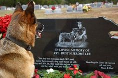 Soldiers Dogs are the most committed warrior there is...