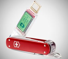 Victorinox's 1TB USB: Ooh at the gadget, ahh at the price.
