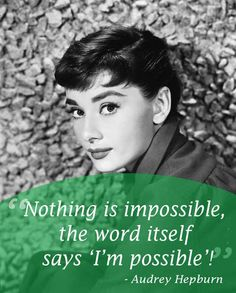 Quotes for Fun QUOTATION – Image : As the quote says – Description 15 Inspirational Quotes By Classic Hollywood Leading Ladies Sharing is love, sharing is everything