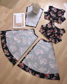 Yine dikişe vurdum kendimi ozaman iş başına ✂️📐🧷 . . . #sewing #sewingpattern #dressmaker…