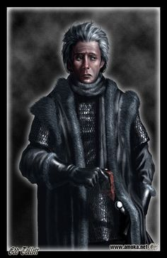 "Eddison Tollet- Here you can find portraits of some main characters of ""A Song of Ice and Fire"". The portraits are made by Amok! He generously allowed me to represent him on deviantART! All images uploaded in this..."
