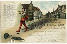 The Lost Children of Hamelin On 26 June, the German town of Hamelin celebrated Rat Catcher's Day. But what really happened there, and who was the mysterious Pied Piper?