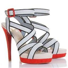 Save up to off , LOVE it This is my dream Christian Louboutin Shoes! Christian Louboutin Outlet only Black Platform Sandals, Suede Sandals, Shoes Sandals, Block Sandals, Hot Shoes, Women's Shoes, Shoes Sneakers, Louboutin High Heels, Red High Heels