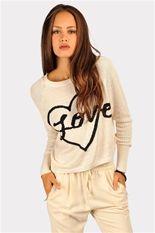All My Lovin Sweater - Beige