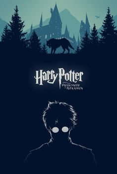 Harry Potter and the Prisoner of Azkaban - movie poster - Cameron K. Lewis