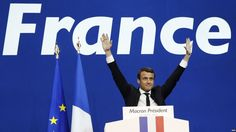 #world #news  France's Macron Says EU Must Reform Or Could Face 'Frexit'  #StopRussianAggression @realDonaldTrump @POTUS @thebloggerspost