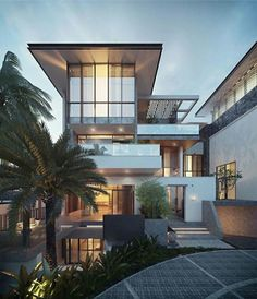Modern Home Luxury, Cambodia - COULD BE ACHIEVED WITH DIFFERENT SIZE SHIPPING CONTAINERS....