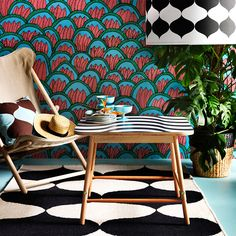 Brazil & Rio Olympics 2016 Inspired Home Decor - Bright.Bazaar