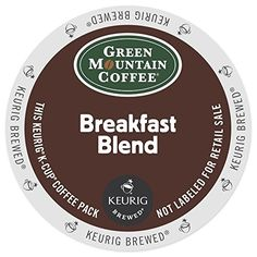 Green Mountain Coffee Keurig Breakfast Blend KCups 24 Ct *** To view further for this item, visit the image link.