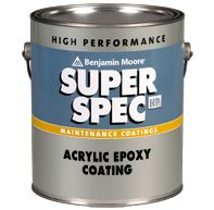 Super Spec HP Epoxy By Benjamin Moore