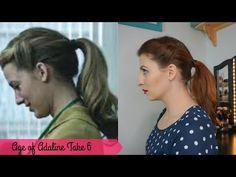 Age of Adaline Hair Tutorial Take 6 | tiffaneyandcoxo - YouTube