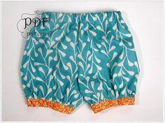 bubble shorts pattern