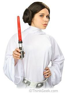 Star Wars Lightsaber Ice Pop Maker (originally an April Fool's joke is now real)
