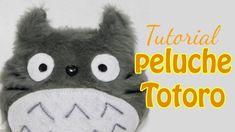 Manualidades paso a paso: Como hacer un peluche Totoro - http://cryptblizz.com/como-se-hace/manualidades-paso-a-paso-como-hacer-un-peluche-totoro/