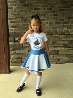 Skirt and tee shirt outfit  Dont see your favorite princess? Custom orders are available. Tee shirt design can also be customized, convo with any requests  Elastic back waist for ease of wear and comfort  100% cotton Above the knee length  The skirt is available in sizes 2T-14  Tee shirt sizes run 2T, 3T, 4-, 6-6x, 7-8, 10-12, 14-16 and ladies sizes are available. Tank tops are available in the same sizes  Please specify skirt and shirt size in the notes section when ordering  Items can…