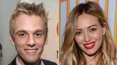 Aaron Carter quiere de vuelta a Hilary Duff | En el Show