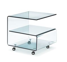 Cool Unix Tempered Table Glass