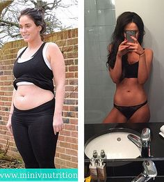Vicky Pattison has demonstrated just how much weight she's lost with these before and after pictures [Vicky Pattison/Instagram]