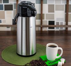 3 Types of Commercial Coffee Pots & When to Use Them.