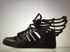 brand new 472da 3a33c Adidas by Jeremy Scott !  Wings Jeremy Scott, Alas, Adicción