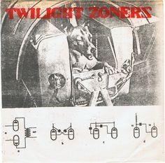 Twilight Zoners - Zero Zero One (aka Hospital EP) (1979)    http://glenncarmichael.co.uk/music/twilight.html