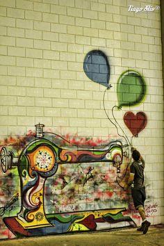 Máquina do amor!