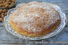 Empanada dulce de almendras -
