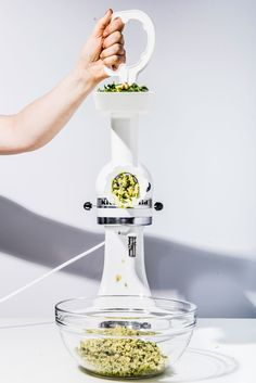 The One Tool Youre Not (Yet) Using for Perfectly Uniformly Ground Falafel Soffrito etc. - Coffee Grinder - Ideas of Coffee Grinder Kitchenaid Meat Grinder, Kitchenaid Stand Mixer, Falafels, Test Kitchen, Kitchen Aid Mixer, Kitchen Aide, Kitchen Tools, Kitchen Gadgets, Grinders Recipe