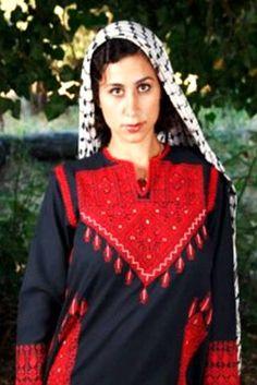 Chica de palestina