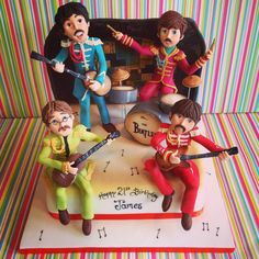 You say it's your birthday It's my birthday too--yeah; The Beatles - Richard's Cakes