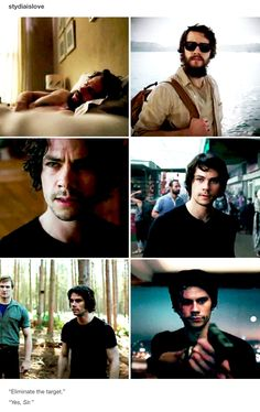 Dylan O'Brien - From American Assassin new trailer