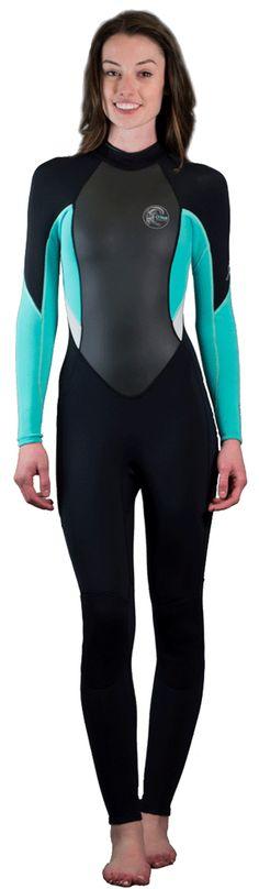 3/2mm Women's O'Neill BAHIA Full Wetsuit | Wetsuit Wearhouse