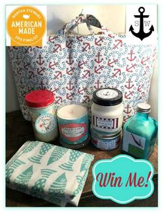 Maine-Made Prize Pack from Seawicks Candles GIVEAWAY If you love candles, you will LOVE this GIVEAWAY! Read on to learn more about these fabulous candles