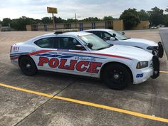 Woodville Police Department Dodge Charger (Texas)