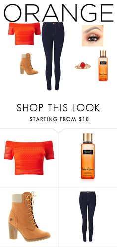 """""""Untitled #68"""" by shortiiiee on Polyvore featuring Miss Selfridge and Timberland"""