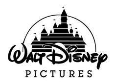 These letters look hand drawn or brushed. This portrays a good image of cartoons and magic that Disney is known for.