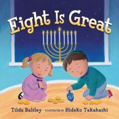 Eight Is Great by Tilda Balsley, illustrated by Hideko Takahashi