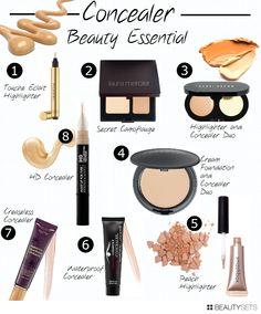 Beauty Essential   Concealer -