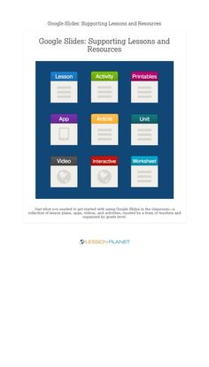 Just what you need to get started using technology to teach ELD in the classroom—a collection of lesson plans, apps, videos, and activities, curated by a team of teachers and organized by grade level. Library Skills, Library Lessons, Lesson Planet, Elementary Music Lessons, Music Lesson Plans, 21st Century Skills, Vocabulary Cards, Lesson Plan Templates, Thing 1