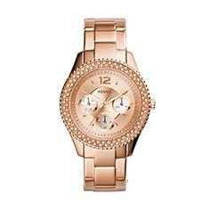 Damen-Armbanduhr-Fossil-ES3590