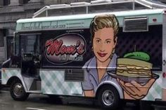 Mom's Grilled Cheese Truck Food Truck in Vancouver BC... heaven!!